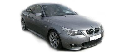 "1.BMW E60/E61 ""M-look"" front komplett INK dimljus."
