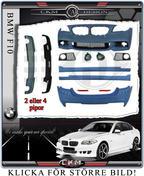 """1. BMW F10/11  """"M5-look"""" komplett kit V2 ink dimljus."""