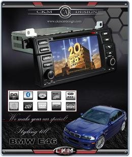 DVD-GPS-iPOD-Bluetoth-Touch Screen till E46