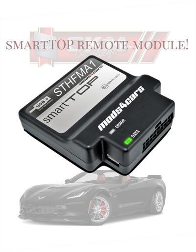 Corvette C7 Cab modul smarttop